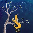 Kazart Phoebe Calendar 2014 by Karen Sagovac
