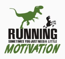 Running - sometimes all you need is al little motivation by nektarinchen