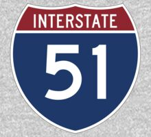 Interstate 51 by cadellin
