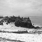 Snowy Dunluce 12/02/14 by peaky40