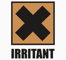 IRRITANT by BrightDesign