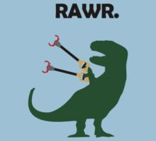 Rawr T-Rex by jezkemp