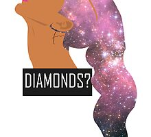 RIHANNA DIAMONDS by EZB by AGRIPOLARE