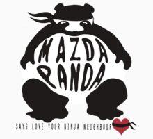 mazda bongo love !! by glitzyfitz