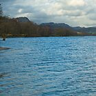 A SUNNY DAY AT CONISTON by andysax