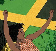 Reggae Man by Janet Carlson