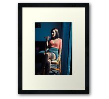 Yaite Framed Print