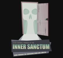 The Inner Sanctum by Chris Moet