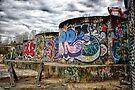 Asheville Grunge by JKKimball