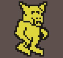 Sabrewulf Knight Lore 3D - yellow by ReverendBJ