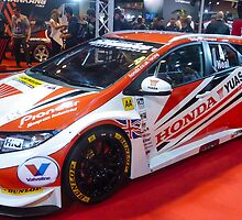 Honda Civic Tourer Estate BTCC 2014 by Venusta