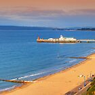 Bournemouth In The Morning !! - Panorama by Colin J Williams Photography