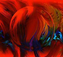 Enchanting Ball Of Feathers by Sherri     Nicholas