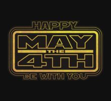Happy May the 4th! (Yellow) by justinglen75