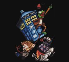 Muppets is doctor who by Capiemary