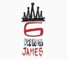 King James 6 T-Shirt