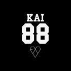 EXO JERSEY (KAI) PHONE CASE by dakotaspine