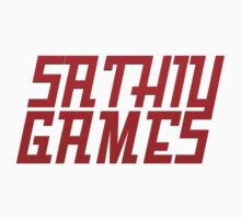 The Official SathiyGames Shirt by SathiyGames