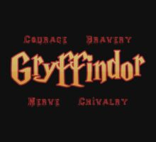 Gryffindor House Shirt by CraftMonsters