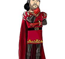 Lord Farquarson COLOUR by nabila  rouabah