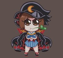 Chibi Fight Club Mako - Kill la Kill T-shirt. by PabloFiorentino