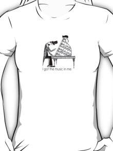 A cat named Sonata T-Shirt