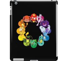 PokeWheel iPad Case/Skin