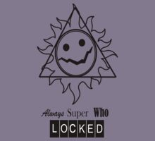 AlwaysSuperWhoLocked by Thundercatz1