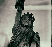 She is Liberty by JeannieBlue