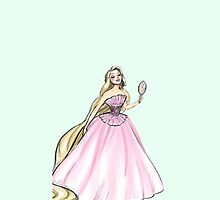 Designer Rapunzel by DisneyDevoted