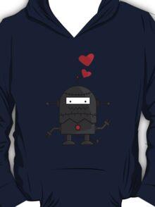 Heart Robot T-Shirt