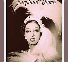 Josephine Baker by caroleanne