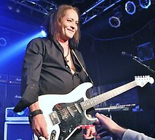 guitarist Jake E  lee ( ozzy osbourne) red dragon cartel 2013   by prsrocktography
