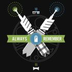 Always Remember by Chema Bola8
