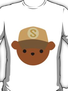"ABC Bears - ""S Bear"" T-Shirt"