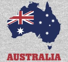 FIFA COUNTRIES - AUSTRALIA by imancruz