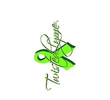 Twisted Lyme Logo with Ribbon by Twisted-Lyme