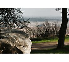 Lake Folsom State Park Overlook Photographic Print