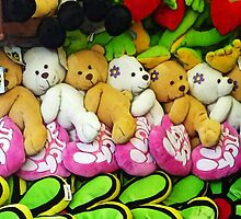 Love You Bears by Bine