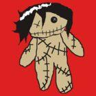 Bassy Doll by anakinsutcliff