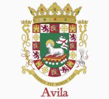 Avila Shield of Puerto Rico by William Martin