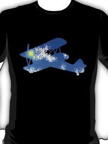 Sky Biplane T-Shirt