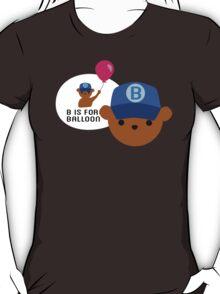 "ABC Bears ""B is for Balloon"" T-Shirt"