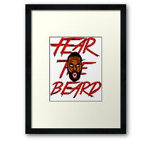 James Harden F.T.B. Framed Print