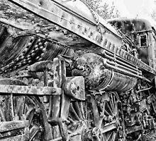 Engine No. 1246 by David Marciniszyn