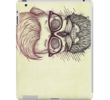 Hipster is Dead iPad Case/Skin