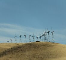 Wind Turbines by Vittorio Abanilla