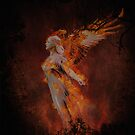 Fire Angel by Dave Godden