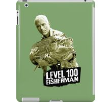 Jeremy Wade - Level 100 Fisherman iPad Case/Skin