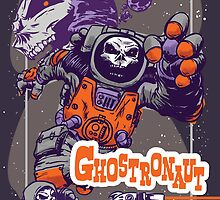 Ghostronaut! by jeffpina78